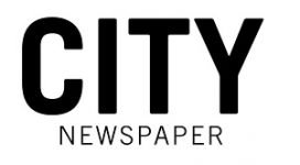 City Newspaper Logo