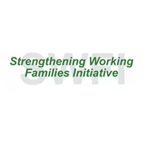 Strengthening Working Families Initiative Logo