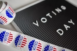 Voting Day Graphic