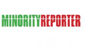 Minority Reporter Logo