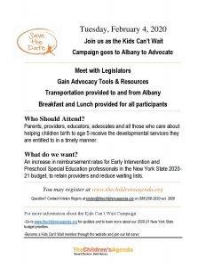 KCW Advocacy Day 2020