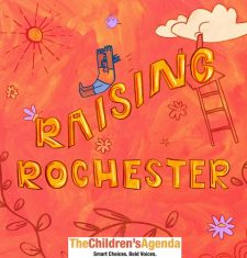 Raising Rochester Podcast – Episode 1 – Kim Dooher on Special Needs Parenting and Early Intervention Advocacy